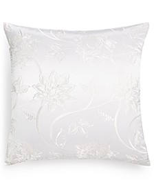 CLOSEOUT! Classic Jacobean Embroidered European Sham, Created for Macy's