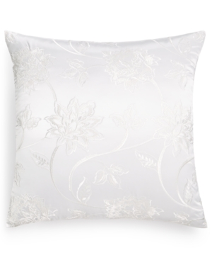 Closeout! Hotel Collection Classic Jacobean Embroidered European Sham, Created for Macy's Bedding