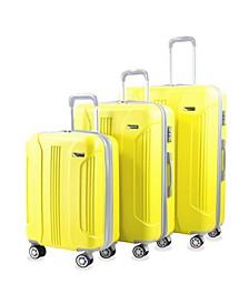 Denali 3-Pc. Hardside Luggage Set