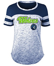 Women's Minnesota Timberwolves Space Dye T-Shirt