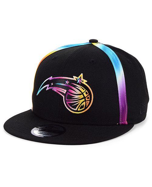 New Era Orlando Magic Color Gazing Trucker 9FIFTY Snapback Cap