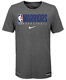 Big Boys Golden State Warriors Practice T-Shirt