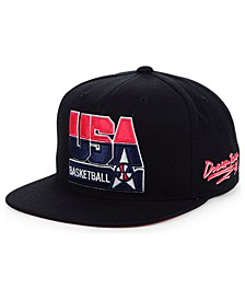 NBA Team USA Snapback Cap