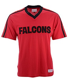 Men's Atlanta Falcons Overtime Win V-Neck T-Shirt