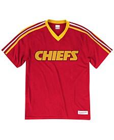 Men's Kansas City Chiefs Overtime Win V-Neck T-Shirt