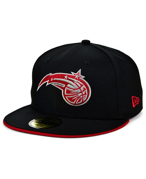 New Era Orlando Magic Bred Collection 59FIFTY-FITTED Cap