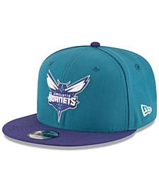 Boys' Charlotte Hornets Basic 9FIFTY Snapback Cap