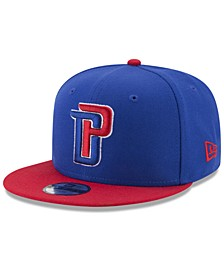 Boys' Detroit Pistons Basic 9FIFTY Snapback Cap