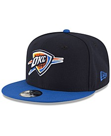 Boys' Oklahoma City Thunder Basic 9FIFTY Snapback Cap