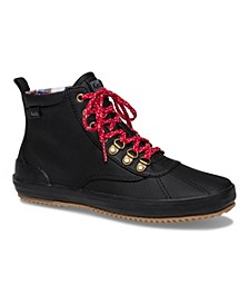 Scout Matte Twill WX Boots