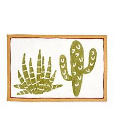 Cactus Bath Rug