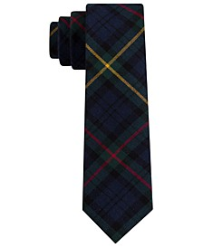 Big Boys Tartan Tie