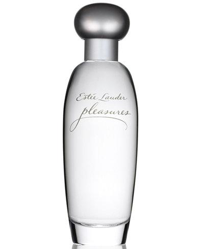 Estée Lauder Pleasures for Women Perfume Collection