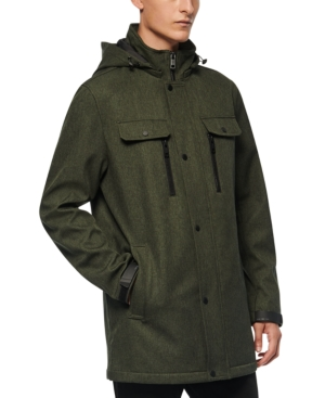 Marc New York Jackets MEN'S DOYLE HOODED JACKET