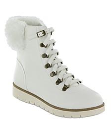 Mikayla Combat Boots