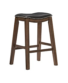 "Gilman 29"" Height Saddle Stool"