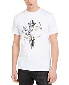 Men's Horns Graphic T-Shirt