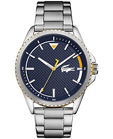 Men's Cap Marino Stainless Steel Bracelet Watch 46.1mm