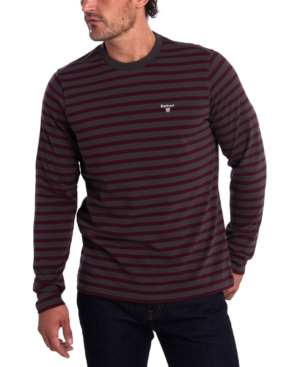Barbour T-shirts MEN'S BOW STRIPE T-SHIRT