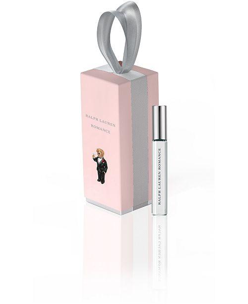 Ralph Lauren Romance Eau de Parfum Ornament, Created For Macy's