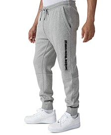 Men's Jean Michel Basquiat Fleece Jogger Pants