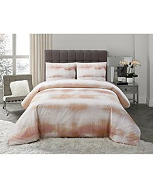 Vince Camuto Como King Duvet Cover Set