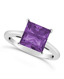 Amethyst (2-3/8 ct. t.w.) Ring in Sterling Silver