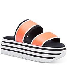 AllThat Sport Flatform Sandals
