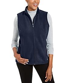 Zeroproof Fleece Vest, Created for Macy's