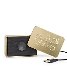 The Pocket Tin Speaker 2.O