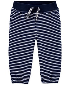 Baby Boys Cotton French Terry Jogger Pants