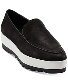 Karan Flatform Loafers