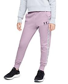 Big Girls Sportstyle Fleece Jogger Pants