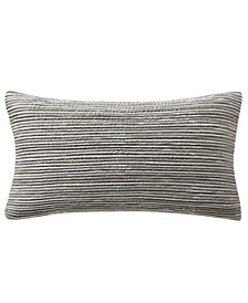 "Arianna 11"" x 20"" Ribbed Decorative Pillow"