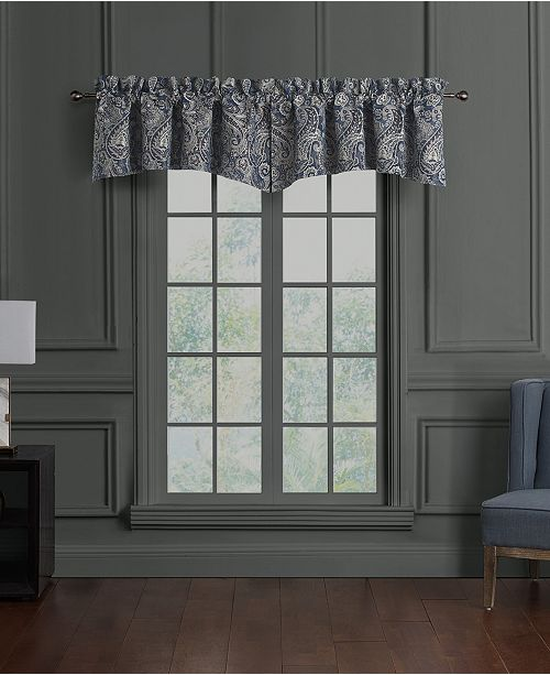 Waterford Danehill Scalloped Valance