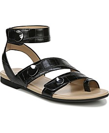 Tassy Ankle Strap Sandals