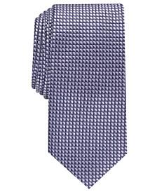 Men's Slim Neat Tie, Created For Macy's