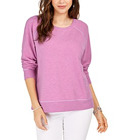 Petite Sweatshirt, Created For Macy's