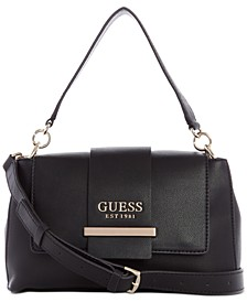 Tara Top Handle Flap Bag