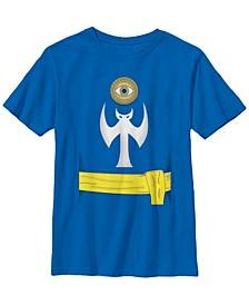 Marvel Big Boy's Doctor Strange Costume Short Sleeve T-Shirt