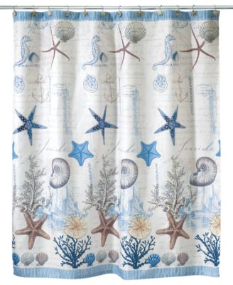 Antigua Shower Curtain