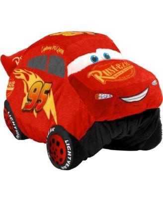 Disney Cars Lightning McQueen Lightning Speed White Pillowcase Standard