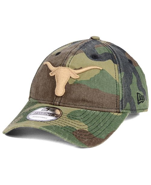 New Era Texas Longhorns Core Classic 9TWENTY Cap