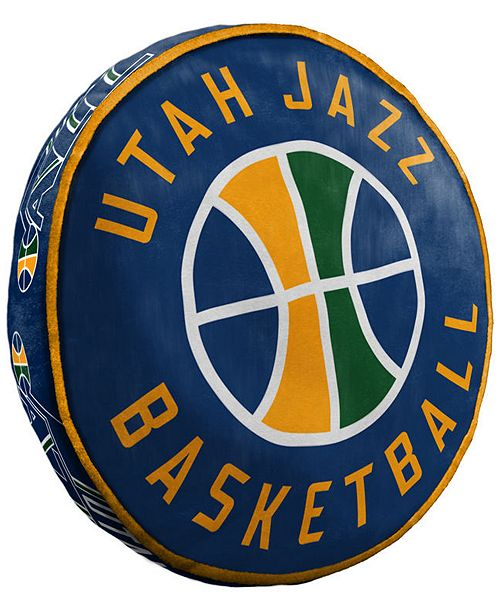 Northwest Company Utah Jazz 15inch Cloud Pillow