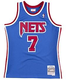 Men's Kenny Anderson New Jersey Nets Hardwood Classic Swingman Jersey