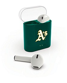 Prime Brands Oakland Athletics Wireless Earbuds