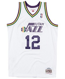 Men's John Stockton Utah Jazz Hardwood Classic Swingman Jersey