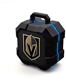 Prime Brands Vegas Golden Knights Shockbox LED Speaker