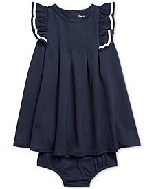 Baby Girls Ruffled A-Line Dress
