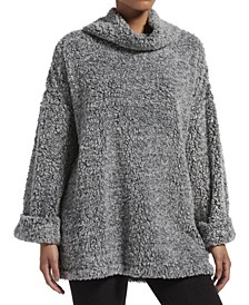 Cowl Neck Pullover, Online Only